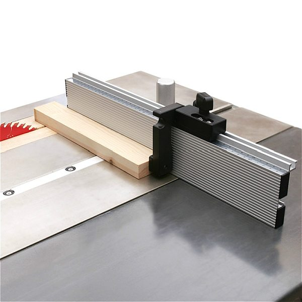 800MM Multi T Track Brackets Miter Track Stop Set Woodworking T-tracks Aluminum Table Saw Fence Workbench DIY Woodworking Tools