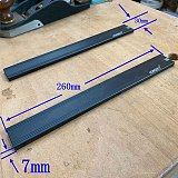 Woodworking Baffle Block Positioning Plate Desktop Fixed DIY Tools Workbench Auxiliary Tool for 19mm/20mm Hole