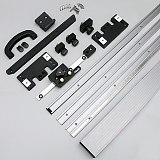 Table Saw Fence System Tools Set for Woodworking Circular Saw and DIY
