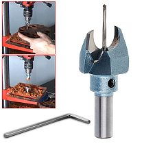 QUALITY 10mm*25mm/10mm*30mm Buddha Beads Ball Drill Tool Solid Carbide Woodworking Router Bit