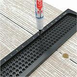 Woodworking Scribe 155mm T-type Ruler Hole Scribing Gauge Aluminum Crossed Feet woodworking crossed-out tool Measuring Tool