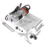 530W 220V 35000RPM 1/4'' Electric Hand Trimmer Wood Laminator Router Tool Set for Woodworking Tools