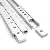 M6/M8 T-track Slider Sliding Bar Aluminum Alloy T Slot Nut for 30/45 Type T Tracks Jigs Screw Slot Fastener Woodworking Tools