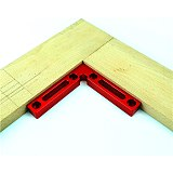 90 Degree Positioning Squares L Block Right Angle Clamps Woodworking Carpenter Tool Square Aluminium Alloy Tools for Carpentry