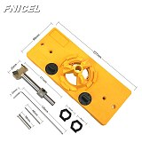 NEW 35mm Hinge Drill Saw Jig Guide Locator Hole DIY Boring Drill Forstner Bit woodworking tool drill bits