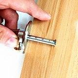 Woodworking Coaxial Double-edged Scriber 0-130mm Mortise Gauge Tool Wood Scribe Line Marking Gauge Carpenter Measuring Gauge