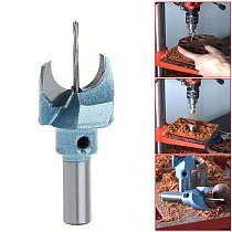 QUALITY 10mm*8mm Buddha Beads Ball Drill Tool Solid Carbide Woodworking Router Bit