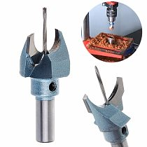 New 10mm*15mm Buddha Beads Ball Drill Tool Solid Carbide Woodworking Router Bit