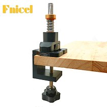 Cabinet Hinge Drilling Hole Puncher 35mm Drill Guide Locator Dowel Jig for Door Concealed Installation Household Tools