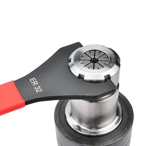 ER Collet UM A Type Wrench ER16 ER20 ER25 ER32 ER40 Spanner for ER Nut Collet Chuck Holder CNC Milling cutter of  Lathe Tools