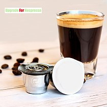 iCafilas Refillable Coffee Capsule For Nespresso & Dolce Gusto & Vertuoline & Illy Drop Shipping Vip Link