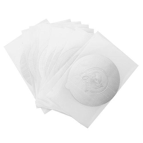Disposable Aluminum Foil Film For For Nespresso Vertuo Vertuoline GCA1 & Delonghi ENV135 Refillable Pods Self Adhesive Foil Seal