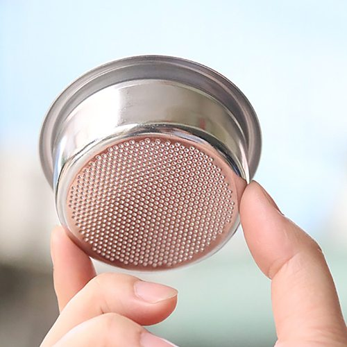 58mm 7g 14g 20g Stainless Steel Filter Basket High Pressure Breville Delonghi Krups Coffee Machine Porous Dripper Cup