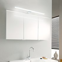 6000K LED Mirror Light Bathroom Cabinet Lights 6W 8W Make-up Mirror Light Vanity Lighting Wall Lamps IP44 LED Wall Light