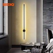 Led Wall Lamp Long Wall Light Decor For Home Bedroom Living Room Surface mounted Sofa background Wall Sconce Lighting Fixture