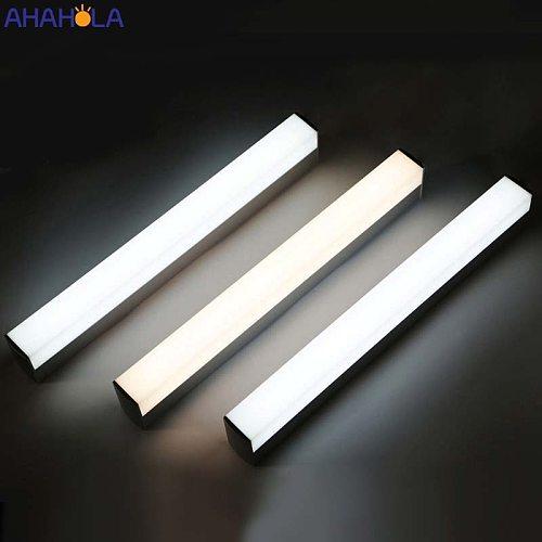 Modern Led Wall Mirror Light for Make-up Vanity Cabinet Bedroom Bathroom Light Fixtures Bathroom Vanity Light Led Lamp Wandlamp
