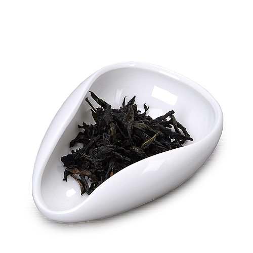 White Porcelain Cha He * Tea Presentation Vessel Kung Fu Tea Accessories