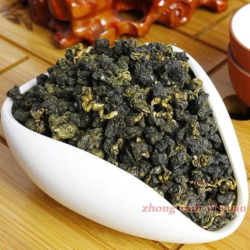 Oolong taiwan tea 250g Taiwan High Mountains Jin Xuan Milk Oolong Tea, Wulong Tea 250g  Gift Free shipping Houseware