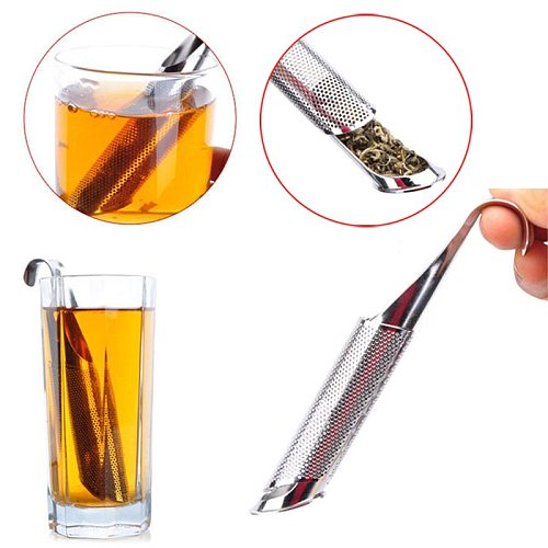 Multi Style Tea Strainer Infuser Stainless Steel Teaspoon Filter For Kitchen Gadget Infusor De Chá