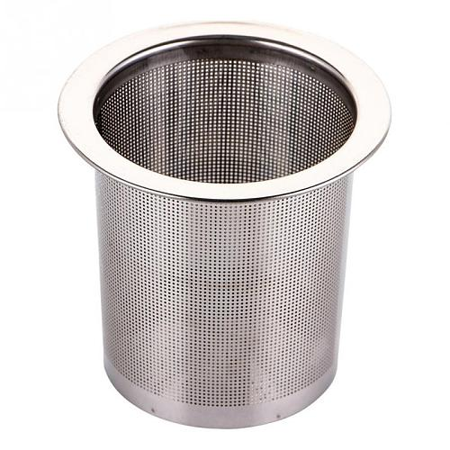 Stainless Steel Tea Infuser Silver Mesh Kitchen Accessories Safe Density Reusable Tea Strainer Herb Tea Tools Accessories #137