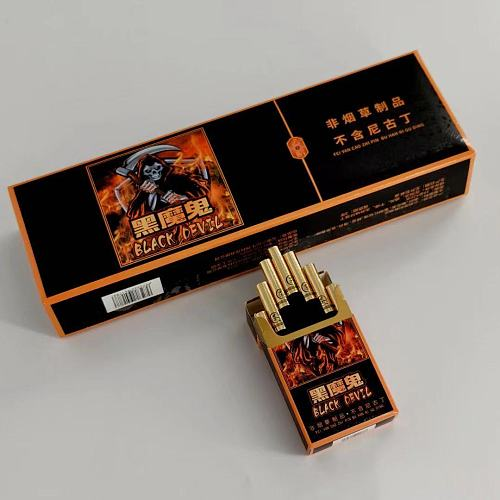 New Arrival Flavor Smoking Herbal Tea Smoke Women Men Healthy Cigarettes No Nicotine Tobacco