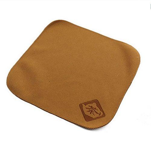 2pcs/Lot Super Absorbent Tea Napkin Thicken Tea Cloth Practical Cotton Tea Towel Eco-friendly Tea Ceremony Accessories Cloth