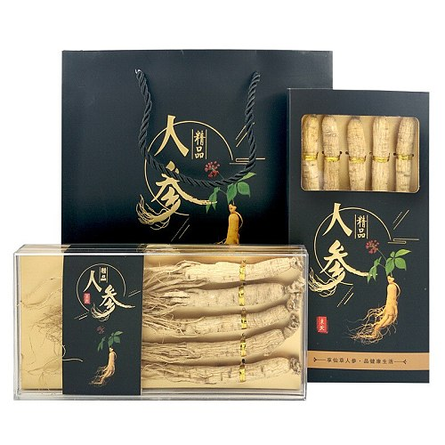 High Quality Dry Ginseng Roots, 100% Original and Pure Nature, No pesticide,High quality Nourishing Supplement,Enhance Immunity