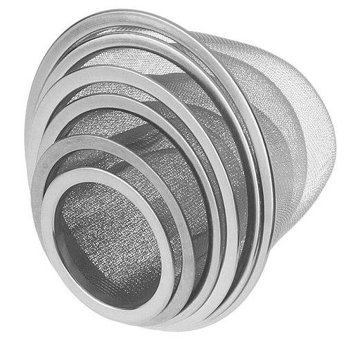 Reusable Diameter Stainless Steel Mesh Tea Infuser Strainer Teapot Tea Leaf Spice Filter Drinkware Kitchen Accessories 6 size