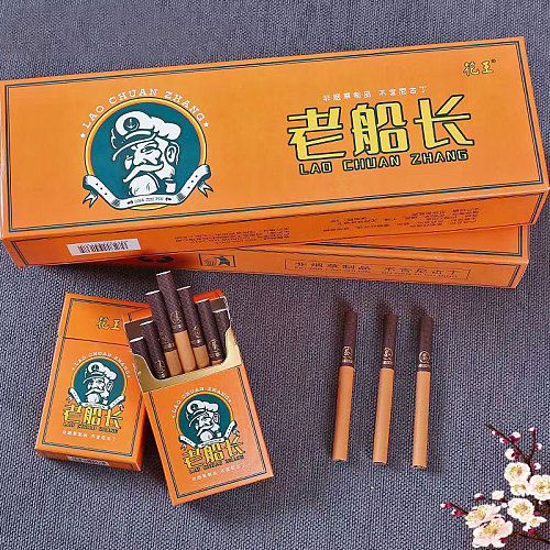 New Arrival Flavor Herbal Tea Smoke Women Men Healthy Cigarettes No Nicotine Tobacco