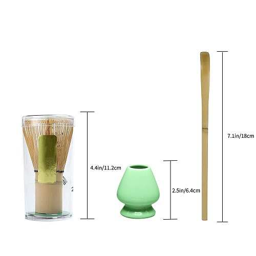 Matcha Green Tea Powder Whisk Matcha Bamboo Whisk Bamboo Chasen Useful Brush Tools Kitchen Accessories Stir Well Tea Brush