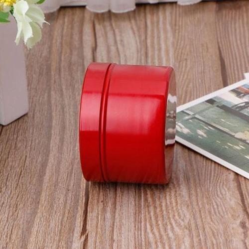 5x3.5cm Mini Tin Tea Box Jar Storage Holder Sweetmeats Candies Cans Teaware Tea Caddies Tin Containers Storage Box