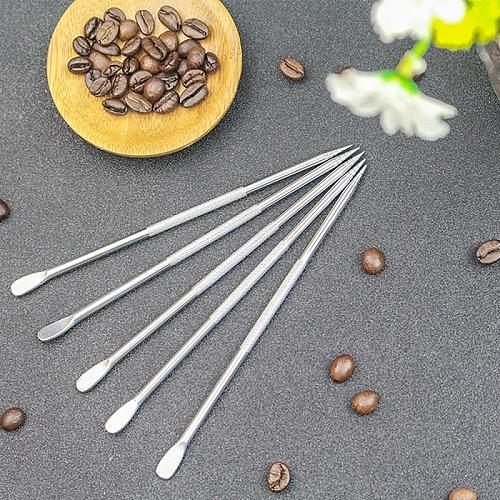 1PC Coffee Art Needles Useful Barista Cappuccino Espresso Coffee Decor Latte Art Pen Creative High Quality Fancy Coffee Stick