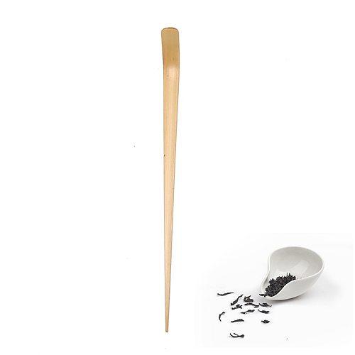 Handmade Bamboo Tea Scoop Matcha Spoon Sticks Tea Ceremony Accessories Retro Relaxing Farmhouse Style Scoops Tea Sticks Tool