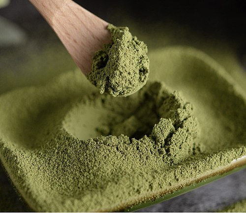 80g*5pcs=400g Organic Matcha Green tea Powder For Dessert Pastry Ice Cream Baking