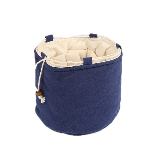 XMT-HOME Kung Fu tea set storage bag portable travel teapot cup protective bag cotton teapot cloth bag 1pc