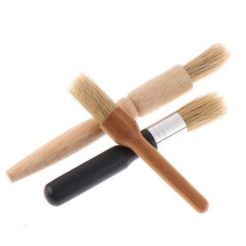 3 Size Coffee Grinder Brush Cleaning Brush Espresso Brush Accessories For Bean Grain Coffee Tool