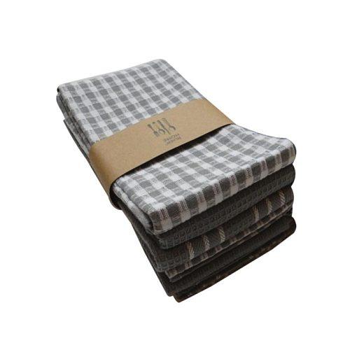 Versatile Cotton Kitchen Towels, 100% Natural Cotton,3PCS/SET