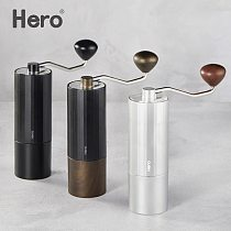 High Quality Manual Coffee Grinder Coffee Grinding Machine Burr Mill Grinder Mini Bean Milling Portable Kitchen Grinding Tools