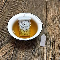 1PC Creative Funny Shape Tea Strainer Silicone Tea Infuser Loose Tea Bag Leaf Strainer Herbal Spice Filter Diffuser