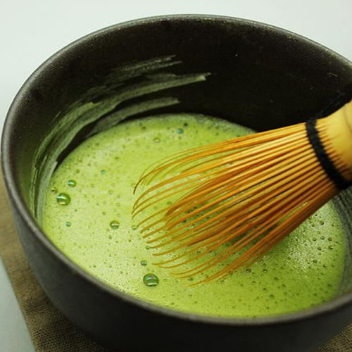 2019 New 1PC Bamboo Japanese Style Powder Whisk Green Tea Preparing Matcha Brush
