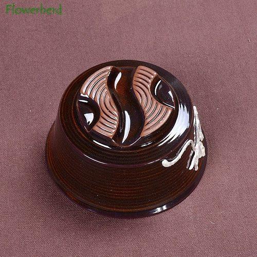 Ceramic Porcelain Tea Wash Bowls Teaware Big Pot of Tea Wash Cups Teaware Pots Home Office Supplies Tea Set Accessories