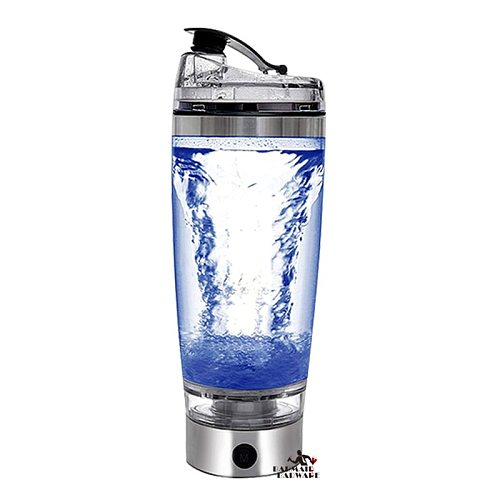 600ml Electric Cocktail Boston Shaker USB Automatic Protein Shaker Portable Movement Mixing Mixer Vortex Tornado My Water Bottle