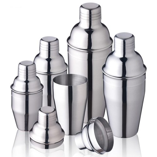 shaker cocktail bartenders bar Tools Wine Shakers cocktail Mixer stainless steel 250ml 350 ml 550 ml 750 ml cocktail accessories