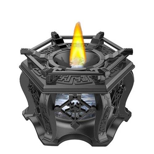 XMT-HOME alcohol burner teapot set warmer tea pot warmer 1pc