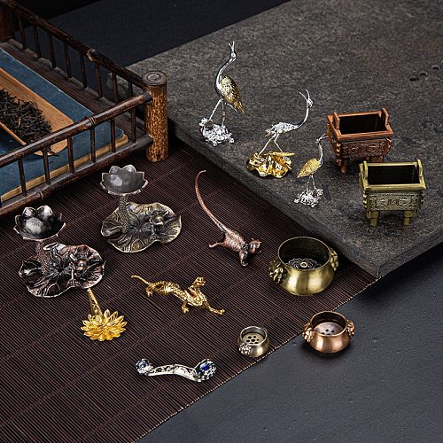 MUXIANJU Creative shaped incense burner aromatherapy incense burner home aromatherapy aromatherapy decoration