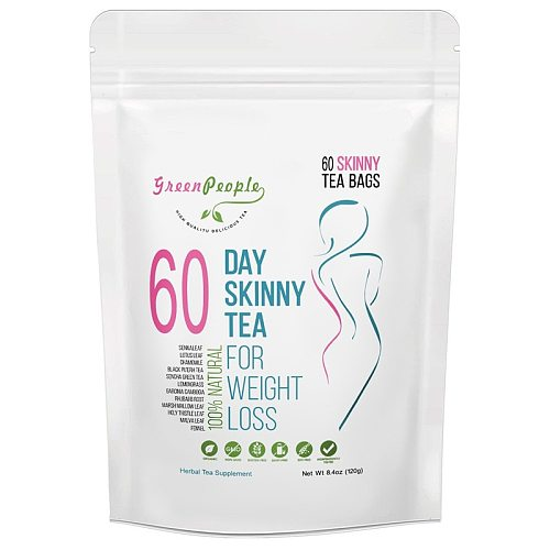 30/60/90 Days 100% Pure Natural Products Diet Detox Teabags Appetite Suppressant for Weight Loss Body Cleanse Fat Burner