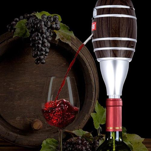 1 Pcs Electric Fast Hangover Decanter Effectively Reduces The Bitterness Of Red Wine Silky Feel Easy To Carry