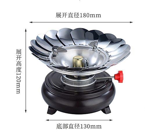 XMT-HOME stainless steel alcohol burner teapot warmer set tea warmer for gongfu tea 1pc