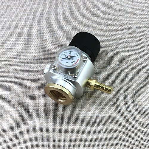 soda stream  CO2 Mini Gas Regulator CO2 Charger Kit 0-90 PSI corny cornelius keg charger for European Soda  Beer Kegerator