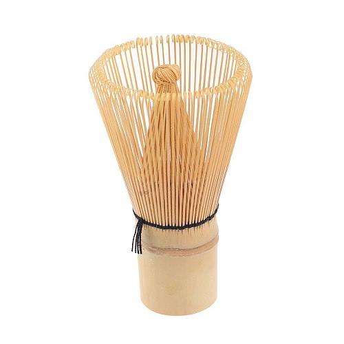 1PC Japanese Ceremony Bamboo Matcha Practical Whisk Coffee Green Tea Brush Bamboo Chasen Useful Brush Tools Kitchen Accessories